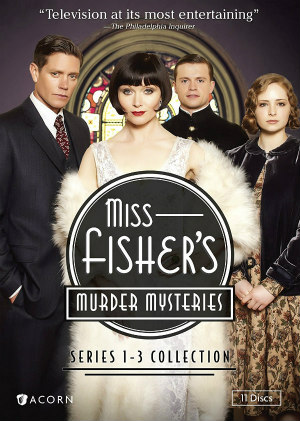 .miss fisher mysteries
